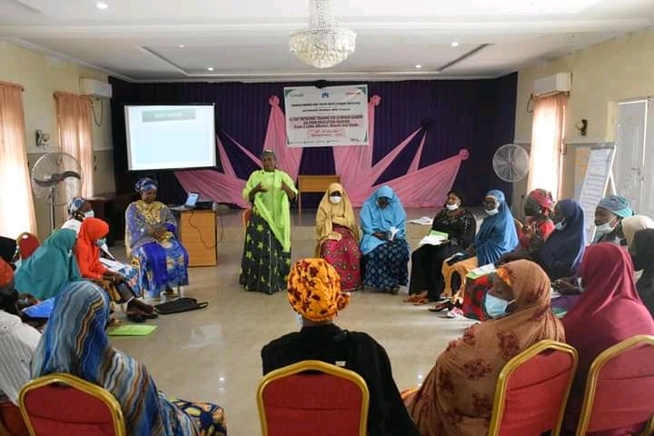 FAWOYDI/AAN trains women on interpersonal skills, self development in Bauchi
