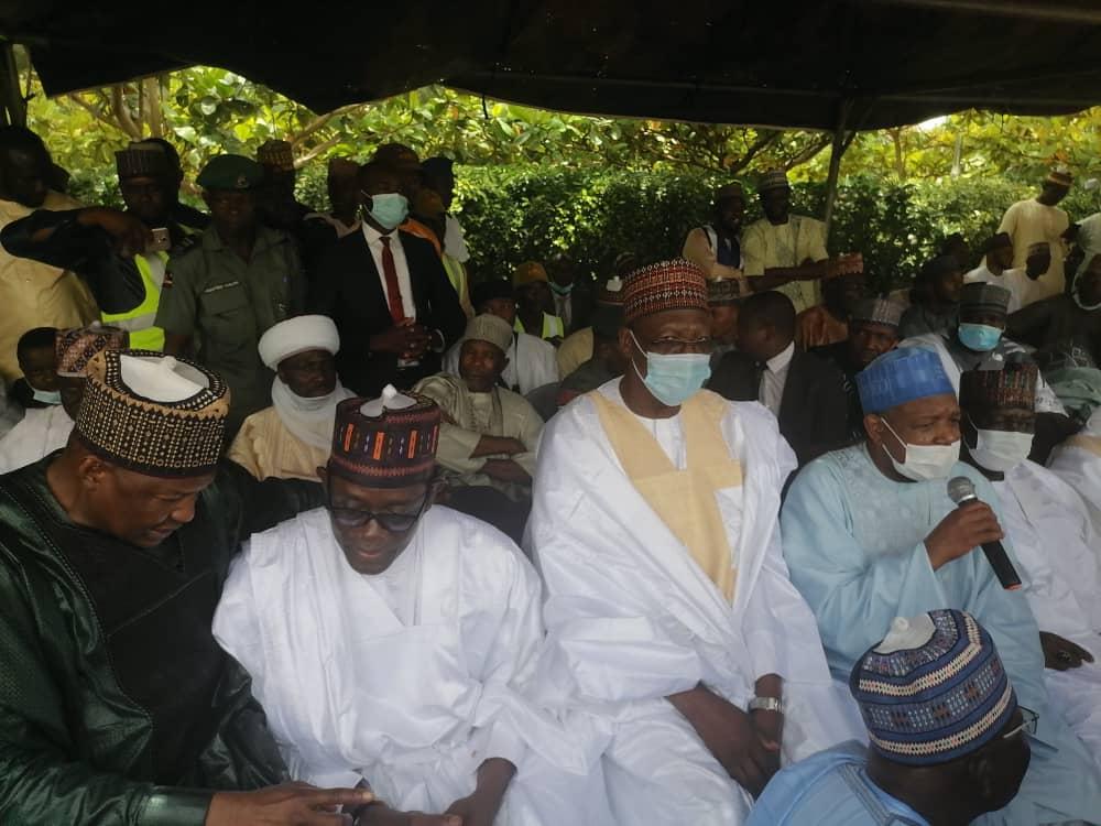 "Gov Bagudu, Yobe Gov, Senate President attend wedding of Senator Aliero""s Son, Abdul'Aziz"